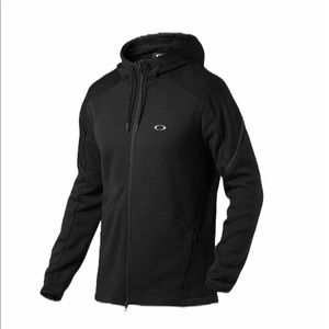 Oakley  FP Tech Fleece Full Zipper Hooded Jacket
